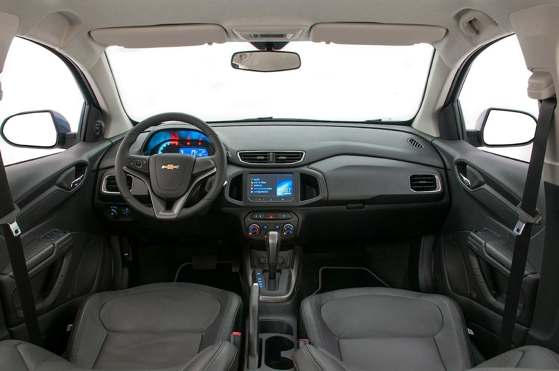 47 New Chevrolet Onix 2019 Interior First Drive by Chevrolet Onix 2019 Interior