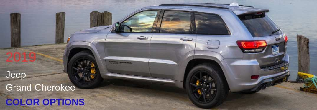 47 New Colors Of 2019 Jeep Cherokee Exterior Exterior for Colors Of 2019 Jeep Cherokee Exterior