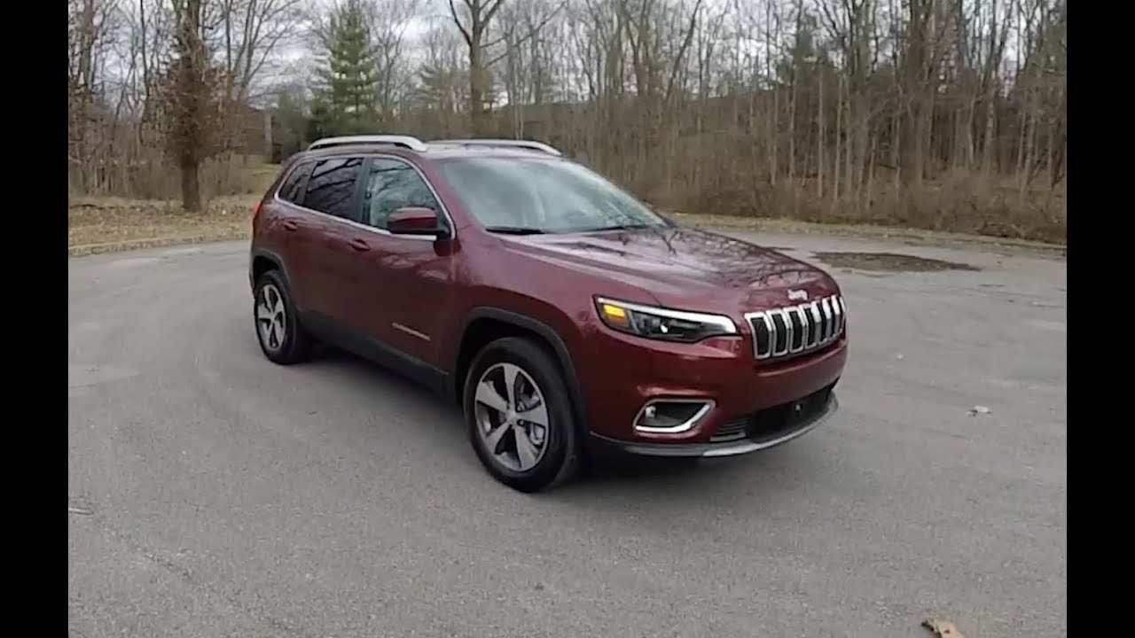 47 New Jeep Cherokee 2019 Video Interior Exterior And Review History by Jeep Cherokee 2019 Video Interior Exterior And Review