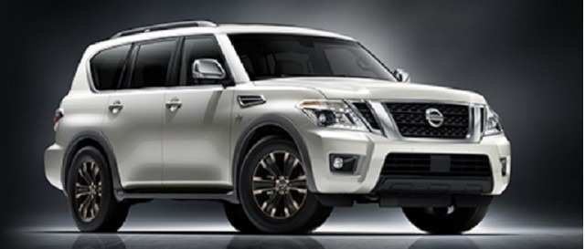 47 New Nissan Armada 2019 Overview Model for Nissan Armada 2019 Overview