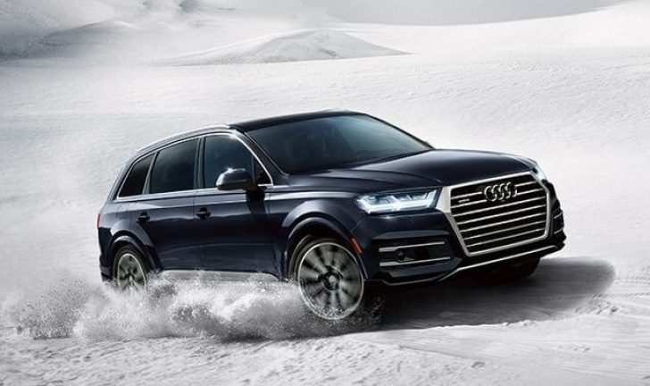 47 New The Audi 2019 Changes Spy Shoot First Drive for The Audi 2019 Changes Spy Shoot