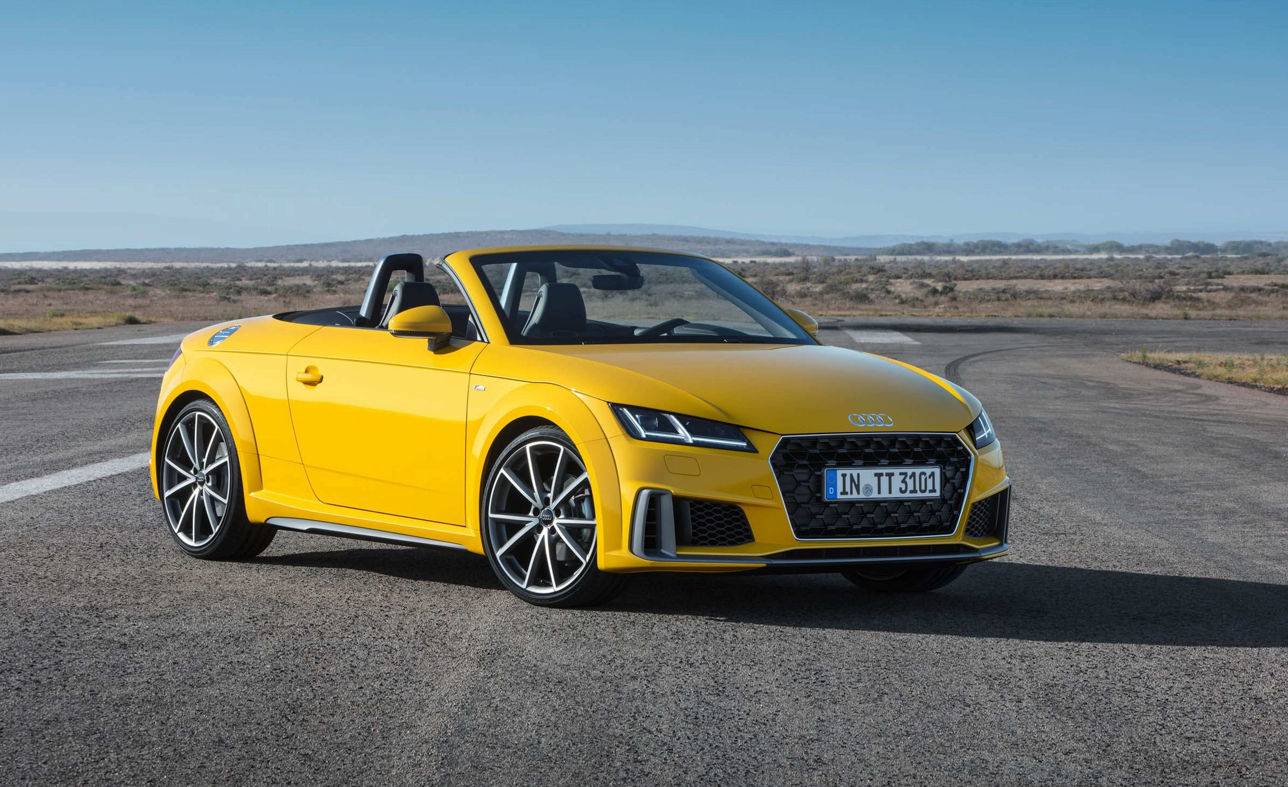 47 New The Audi Tt Convertible 2019 Concept Specs with The Audi Tt Convertible 2019 Concept