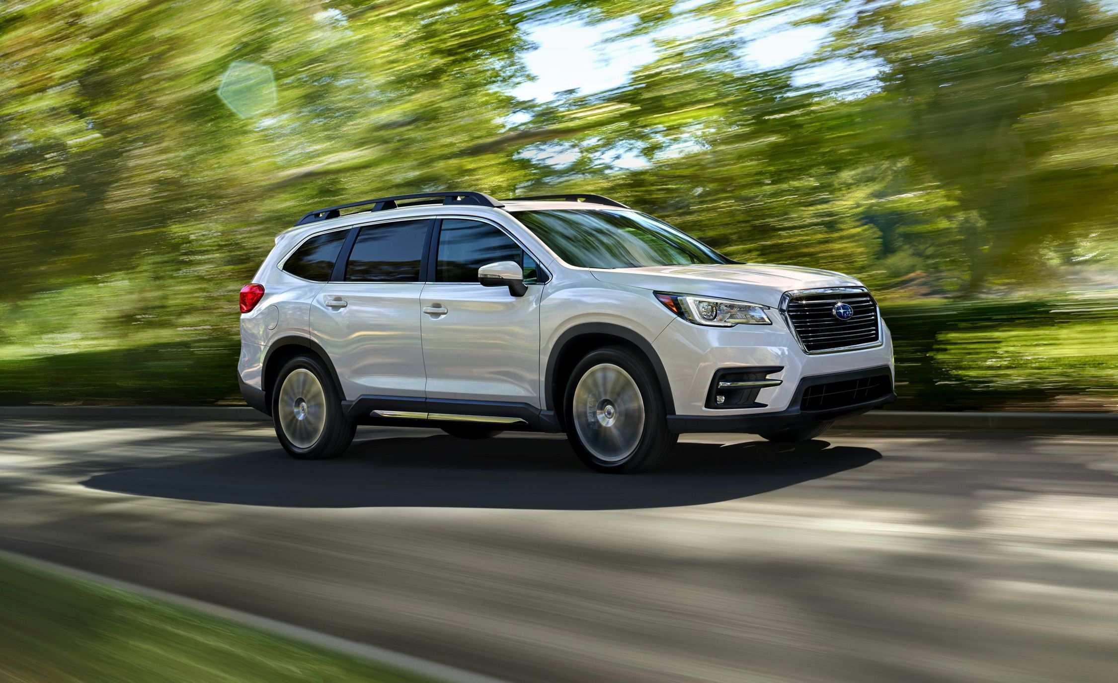 47 The 2019 Subaru Ascent Gvwr Photos with 2019 Subaru Ascent Gvwr