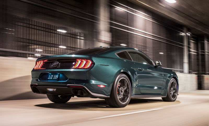 47 The Best 2019 Ford Mustang Bullitt Picture Release Date And Review Pricing with Best 2019 Ford Mustang Bullitt Picture Release Date And Review