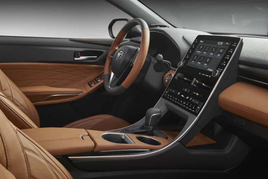 47 The Best Avalon Toyota 2019 Interior Concept Photos with Best Avalon Toyota 2019 Interior Concept