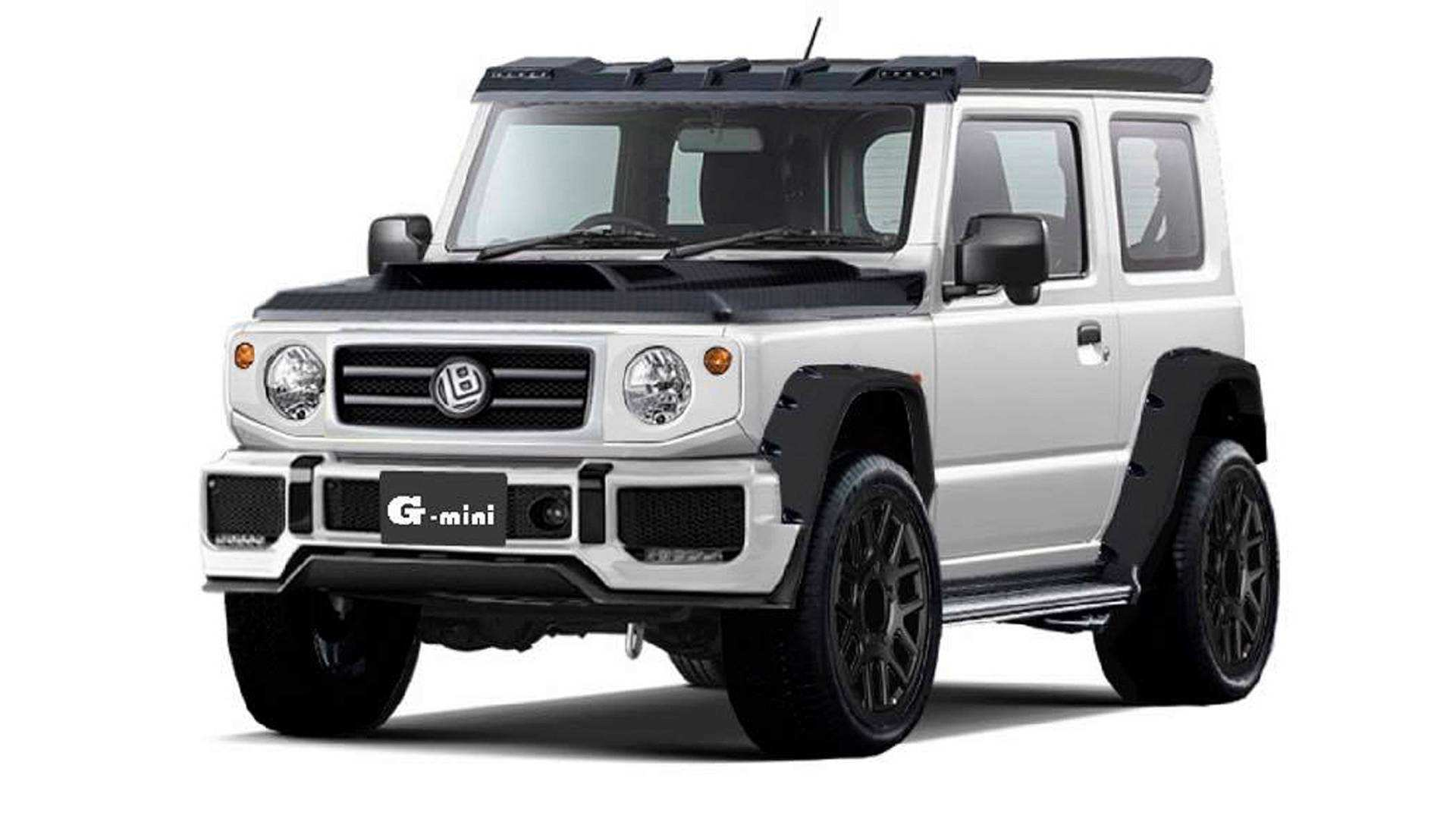 47 The Jimny 2019 Mercedes New Concept Engine for Jimny 2019 Mercedes New Concept
