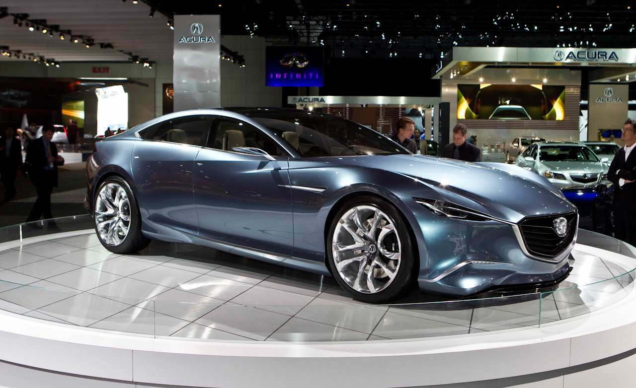 47 The Mazda 6 2019 Europe Concept Redesign And Review First Drive with Mazda 6 2019 Europe Concept Redesign And Review