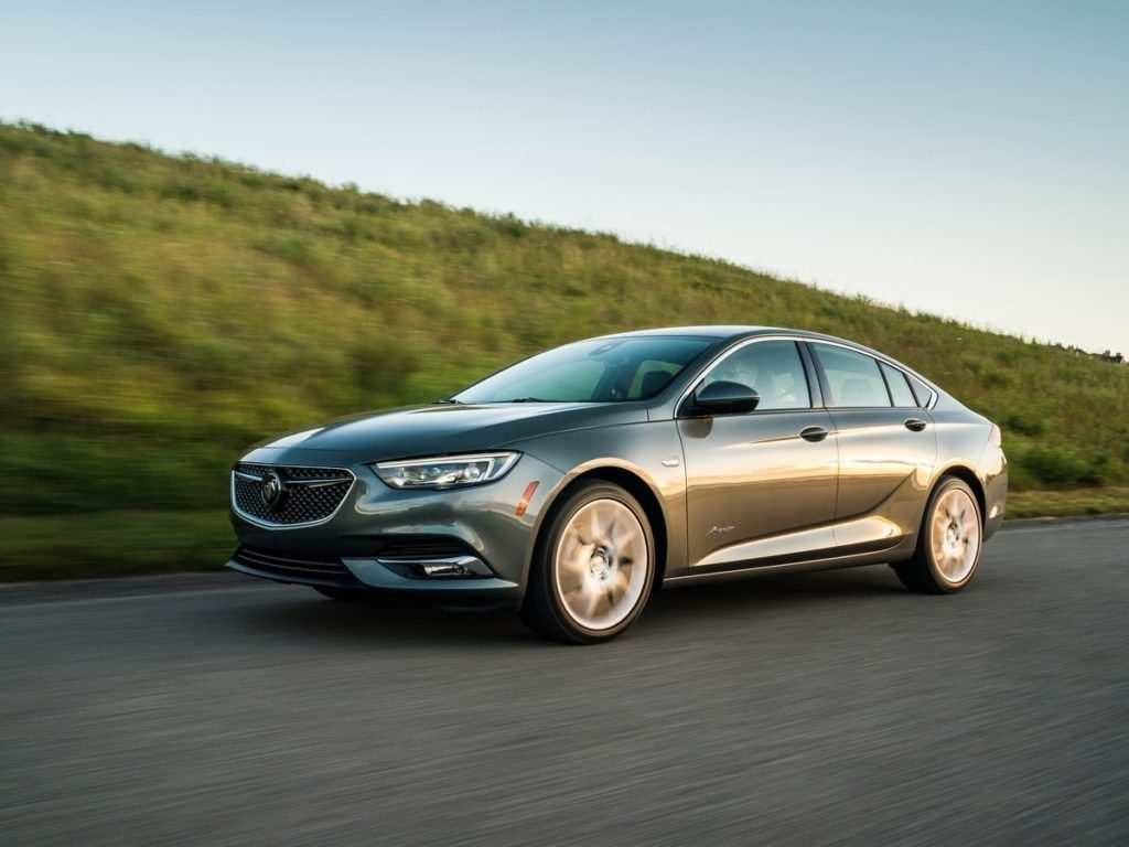 47 The New 2019 Buick Regal Gs Review Specs Style with New 2019 Buick Regal Gs Review Specs