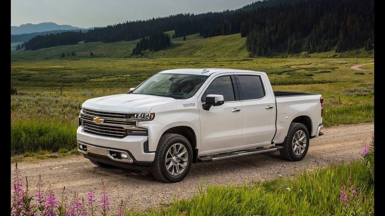 47 The New 2019 Chevrolet Silverado Interior Specs And Review Release by New 2019 Chevrolet Silverado Interior Specs And Review