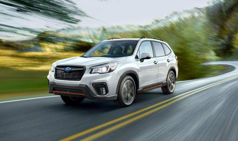 47 The The Release Date Of Subaru 2019 Forester Picture Release Date And Review New Review for The Release Date Of Subaru 2019 Forester Picture Release Date And Review
