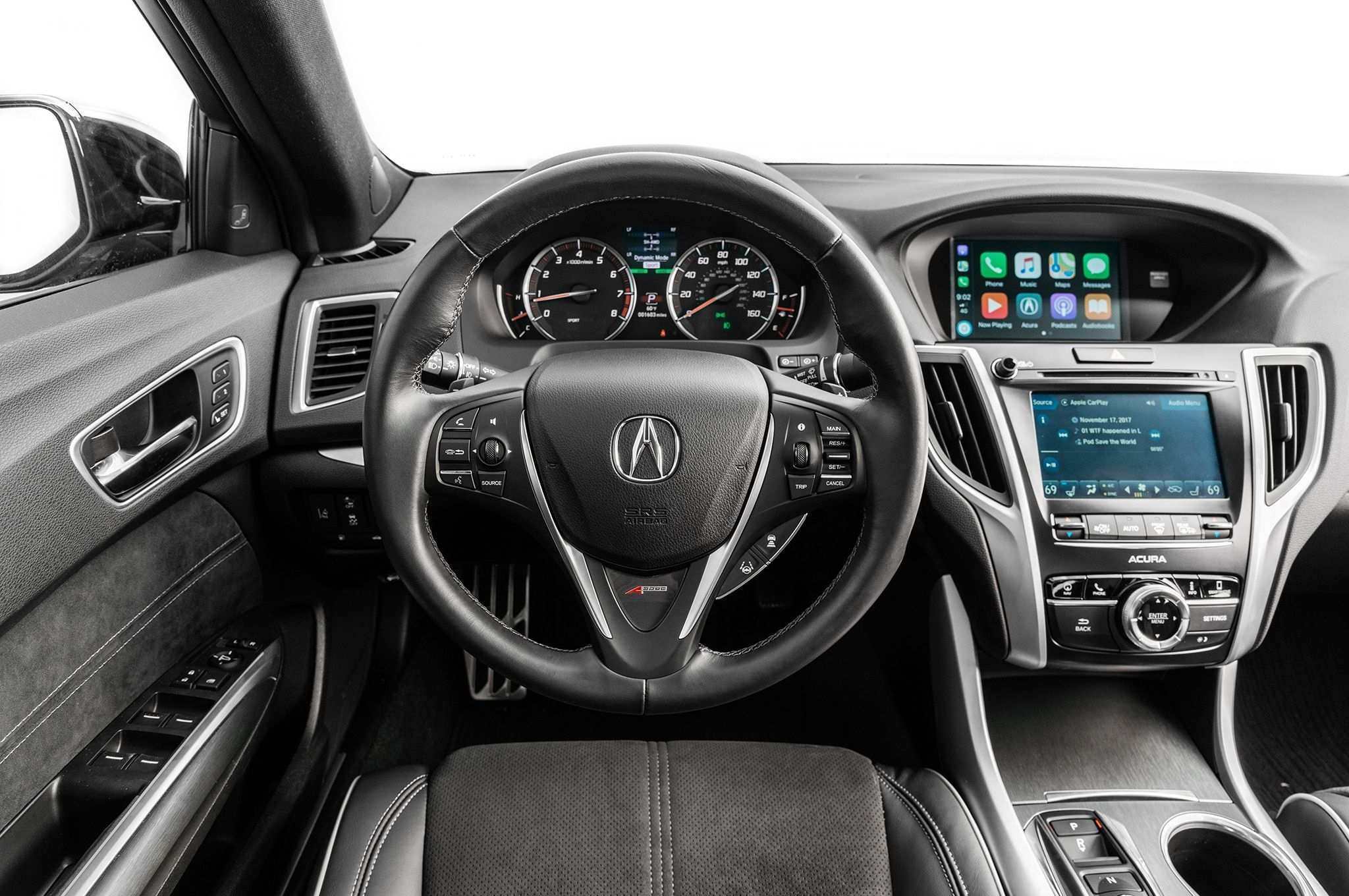 48 All New Acura Tlx 2019 Review Interior Photos for Acura Tlx 2019 Review Interior