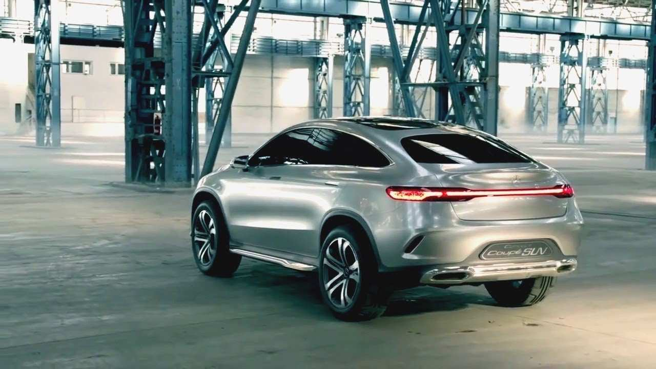48 All New Mercedes 2019 Gle Coupe Release Spy Shoot for Mercedes 2019 Gle Coupe Release