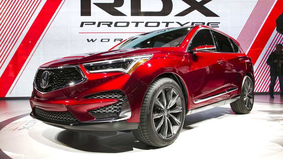 48 All New New Rdx Acura 2019 Price Specs Specs and Review with New Rdx Acura 2019 Price Specs