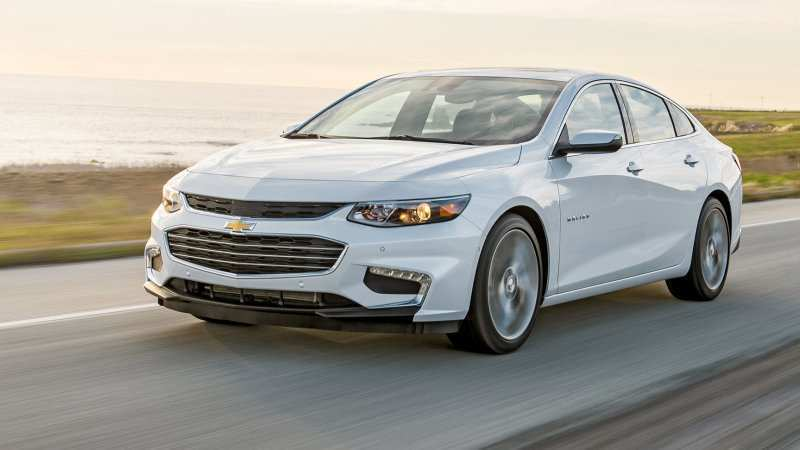 48 All New The Chevrolet Malibu 2019 Price Rumors Speed Test for The Chevrolet Malibu 2019 Price Rumors