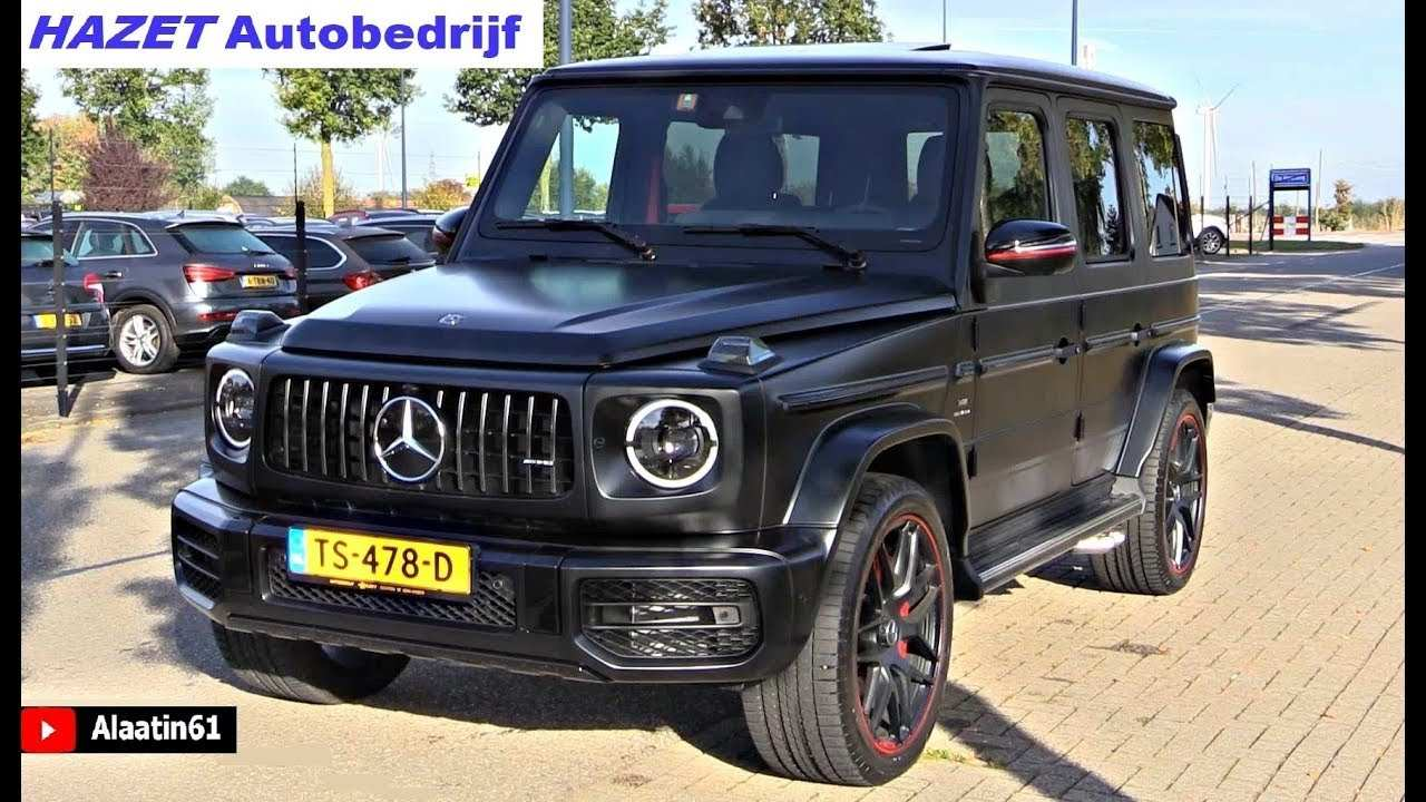 48 All New The Mercedes G 2019 Review Interior Pictures with The Mercedes G 2019 Review Interior
