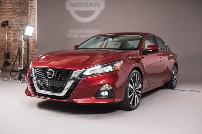 48 Best Review New Nissan Altima 2019 Price New Interior Performance and New Engine by New Nissan Altima 2019 Price New Interior