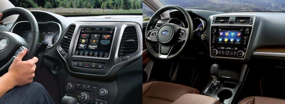 48 Best Review The 2019 Jeep Cherokee Vs Subaru Outback Interior Exterior And Review Redesign and Concept for The 2019 Jeep Cherokee Vs Subaru Outback Interior Exterior And Review