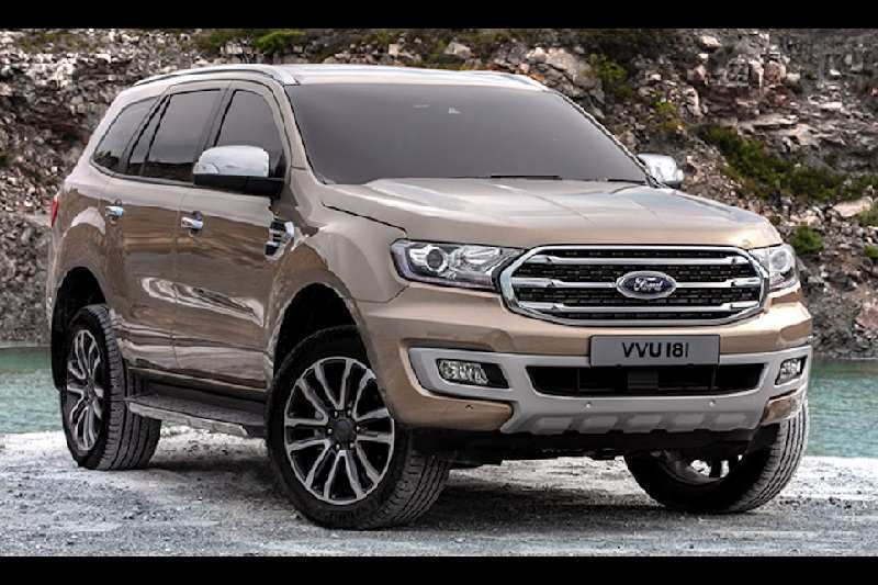 48 Concept of Best Ford Endeavour 2019 Performance And New Engine Reviews with Best Ford Endeavour 2019 Performance And New Engine
