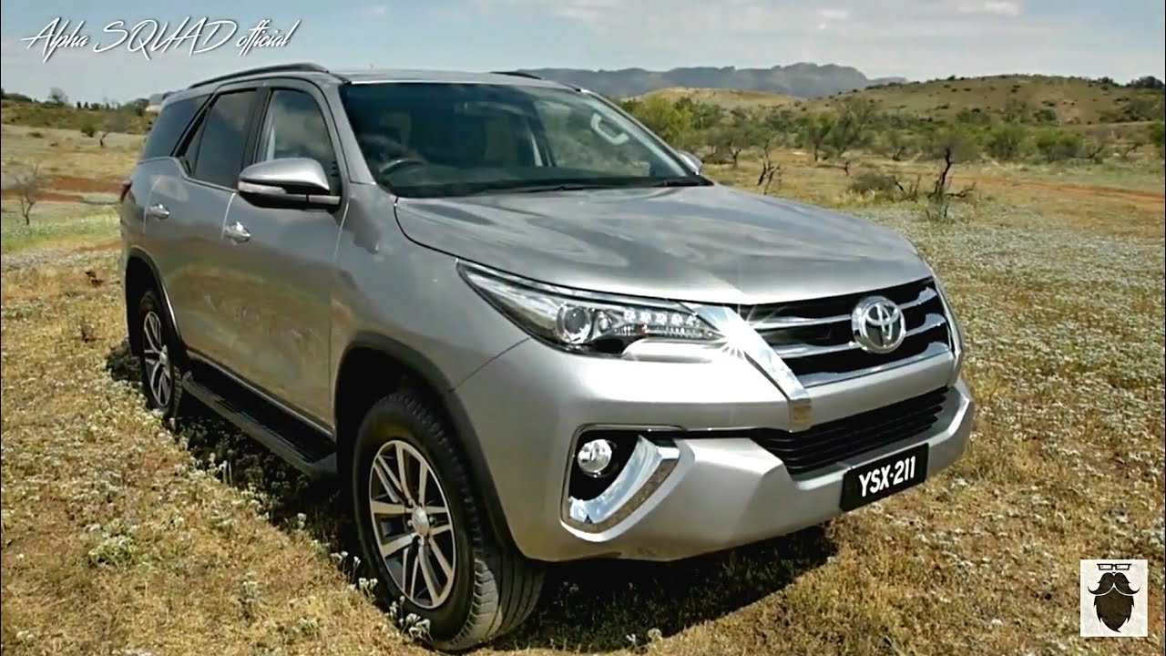 48 Concept of Fortuner Toyota 2019 Price and Review with Fortuner Toyota 2019