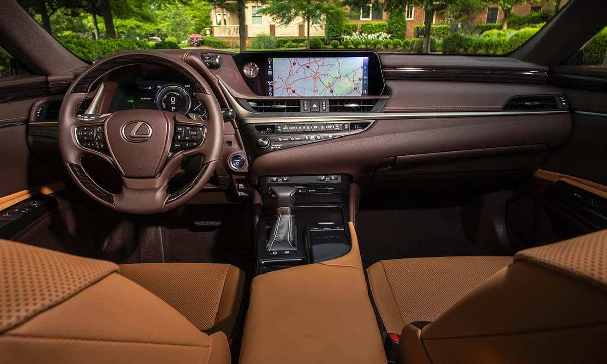48 Concept of Lexus 2019 Es Interior Overview by Lexus 2019 Es Interior