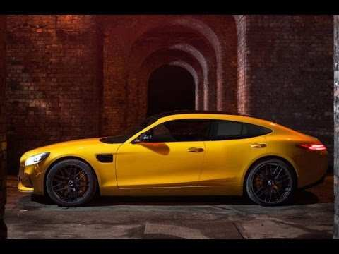 48 Concept of Mercedes 2019 Amg Gt4 New Review by Mercedes 2019 Amg Gt4