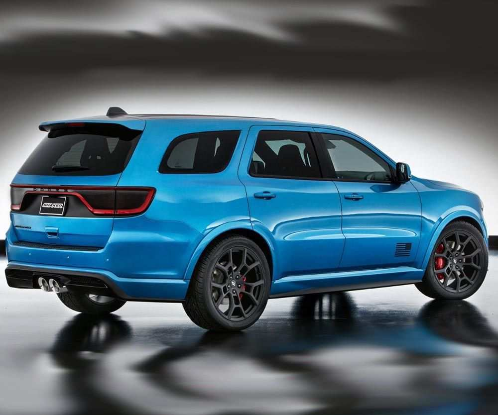 48 Concept of The 2019 Dodge Full Size Suv Engine Redesign and Concept for The 2019 Dodge Full Size Suv Engine