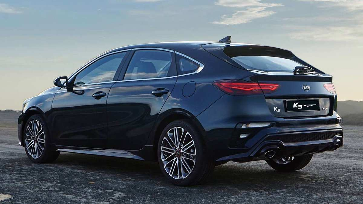 48 Gallery of Kia Cerato Hatch 2019 Review Overview for Kia Cerato Hatch 2019 Review