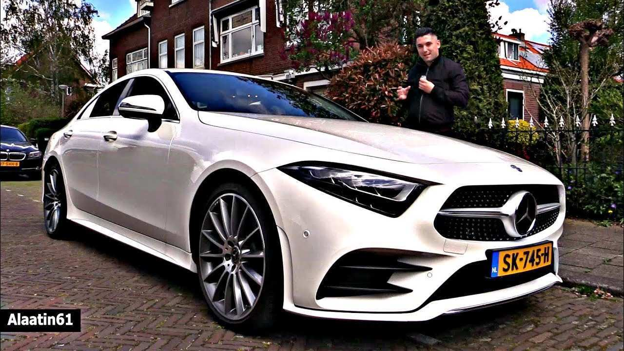 48 Gallery of New Mercedes Cls 2019 Youtube Interior Engine for New Mercedes Cls 2019 Youtube Interior