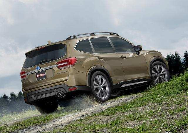 48 Gallery of Subaru Forester 2019 Ground Clearance Rumors Interior with Subaru Forester 2019 Ground Clearance Rumors