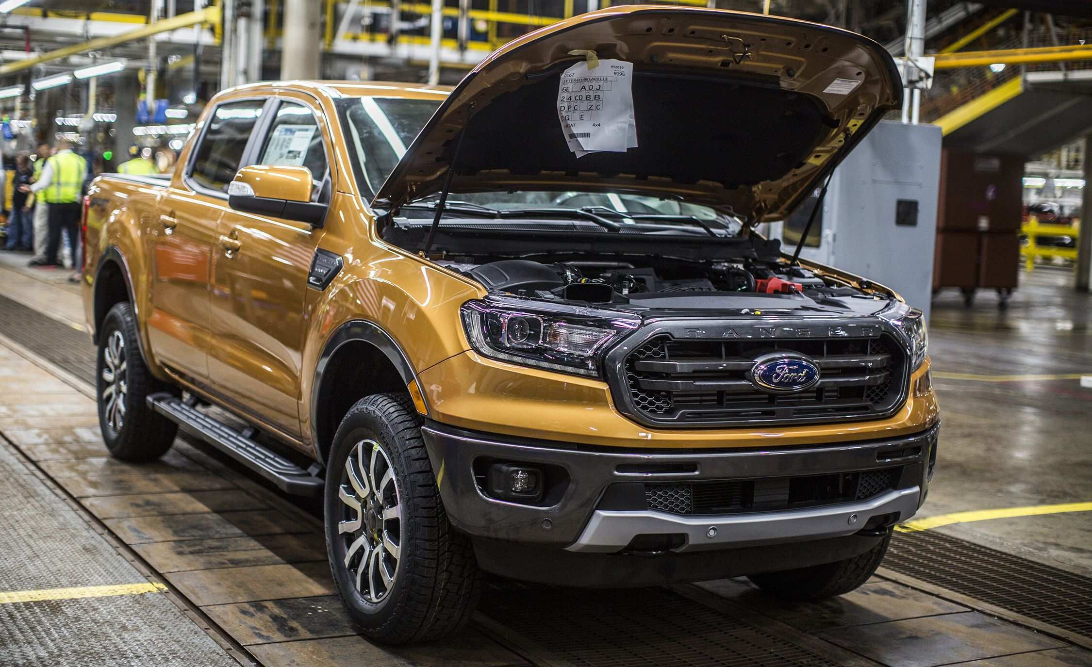 48 Gallery of The Is The 2019 Ford Ranger Out Yet Review And Price Interior for The Is The 2019 Ford Ranger Out Yet Review And Price