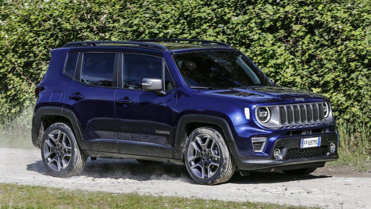 48 Gallery of The Jeep Renegade 2019 India New Review Photos with The Jeep Renegade 2019 India New Review