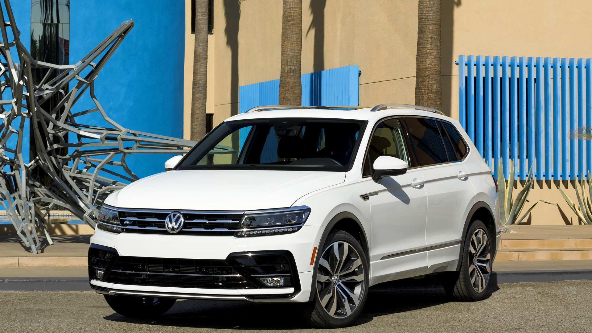 48 Great Best Volkswagen 2019 Tiguan Concept Reviews for Best Volkswagen 2019 Tiguan Concept