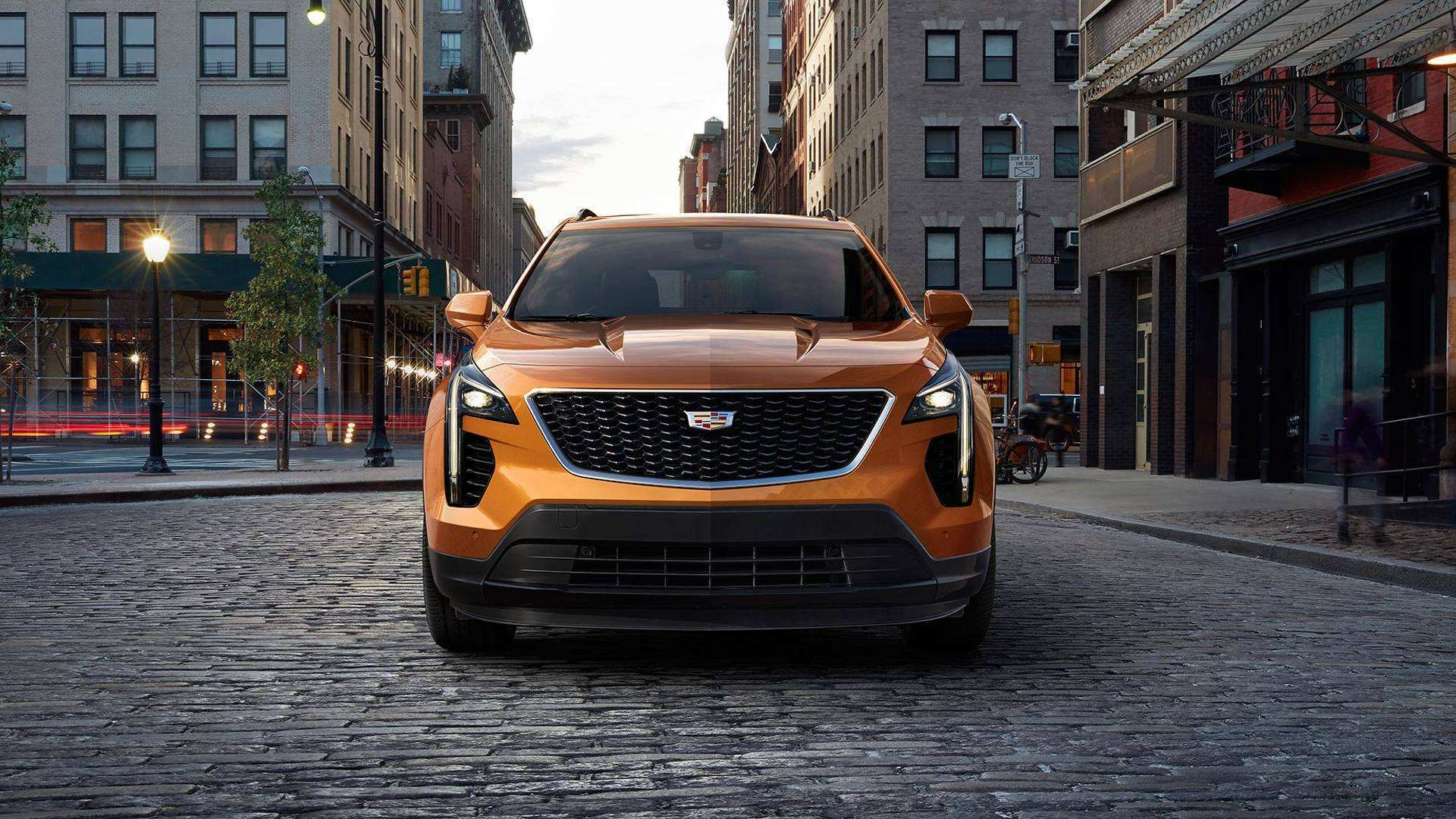 48 Great New Cadillac Xt4 2019 Images Engine Spy Shoot by New Cadillac Xt4 2019 Images Engine