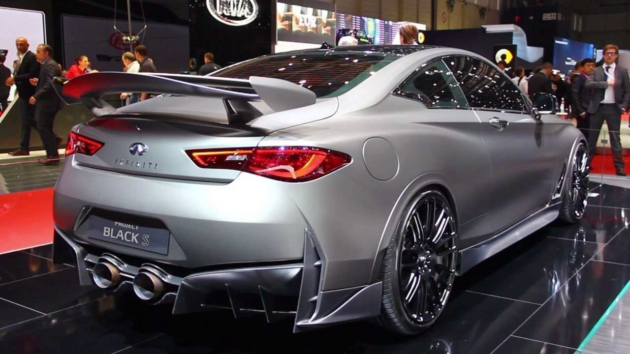 48 Great New Infiniti Concept Car 2019 Redesign Research New with New Infiniti Concept Car 2019 Redesign