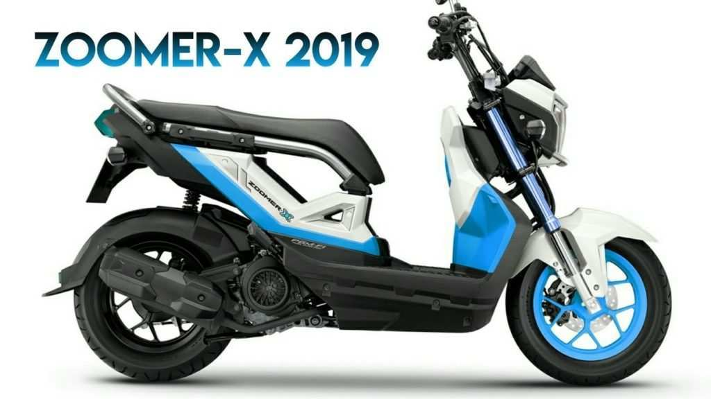 48 Great The Honda Zoomer X 2019 Redesign And Price Review with The Honda Zoomer X 2019 Redesign And Price
