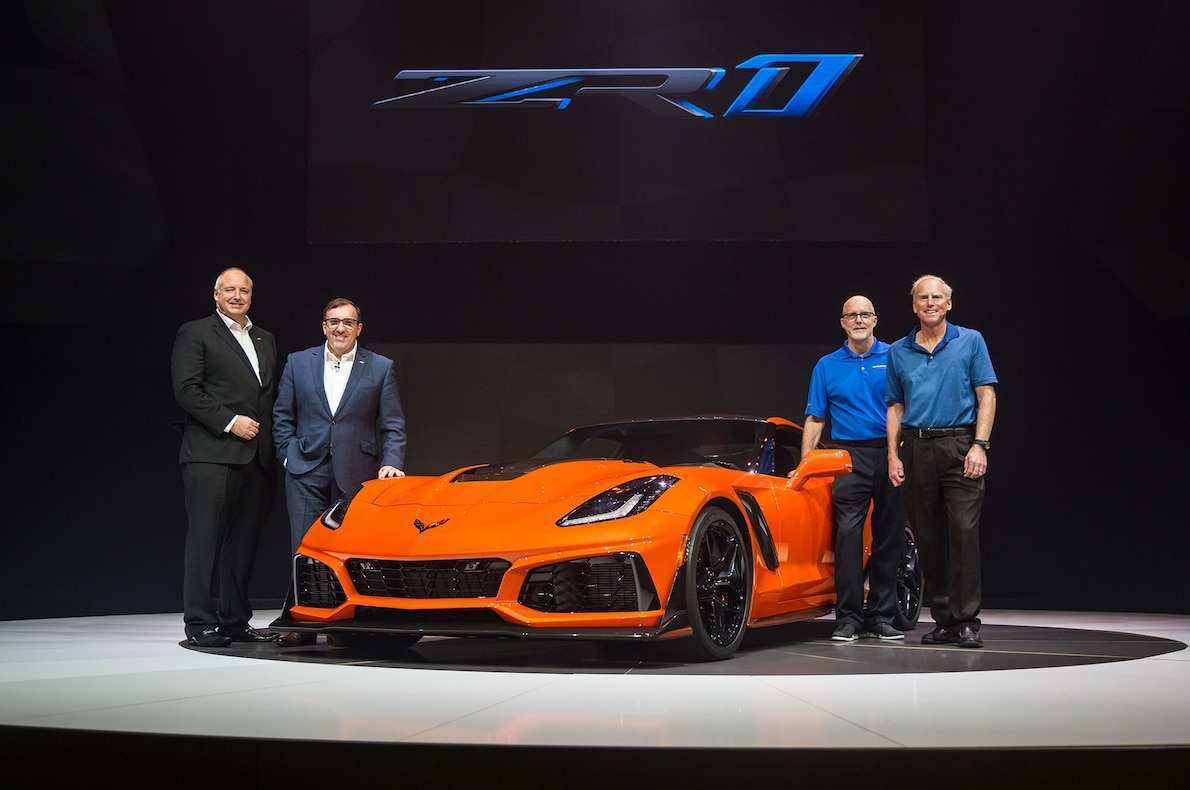 48 New New Chevrolet Corvette Zr1 2019 Spy Shoot Specs and Review with New Chevrolet Corvette Zr1 2019 Spy Shoot