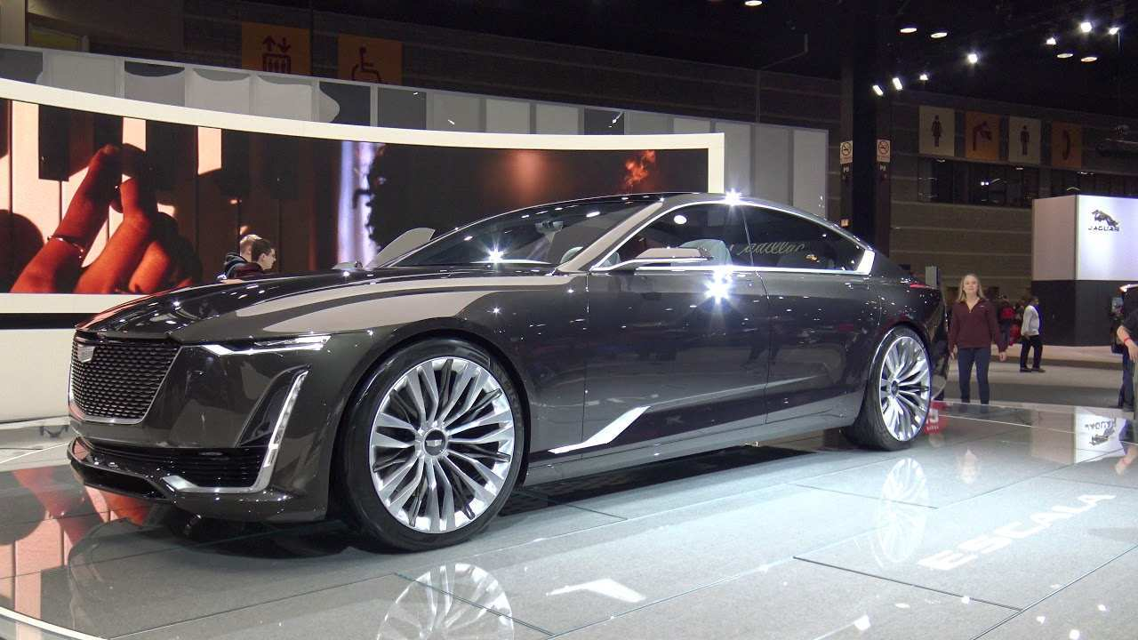48 The New Cadillac For 2019 New Concept Ratings by New Cadillac For 2019 New Concept