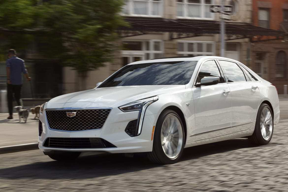48 The New Ct6 Cadillac 2019 Price Review And Specs Spesification for New Ct6 Cadillac 2019 Price Review And Specs