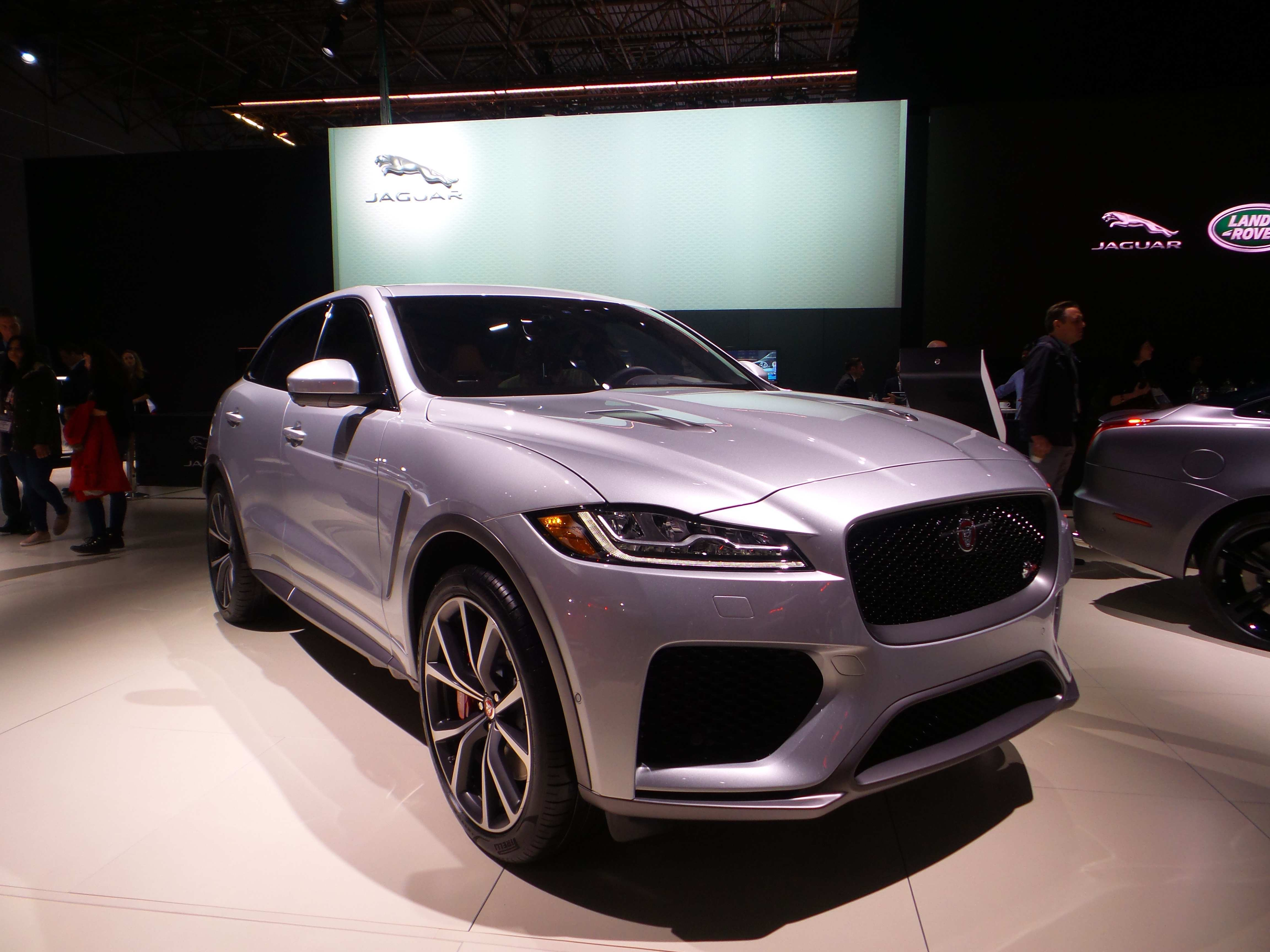 48 The The 2019 Jaguar F Pace Interior First Drive Concept for The 2019 Jaguar F Pace Interior First Drive