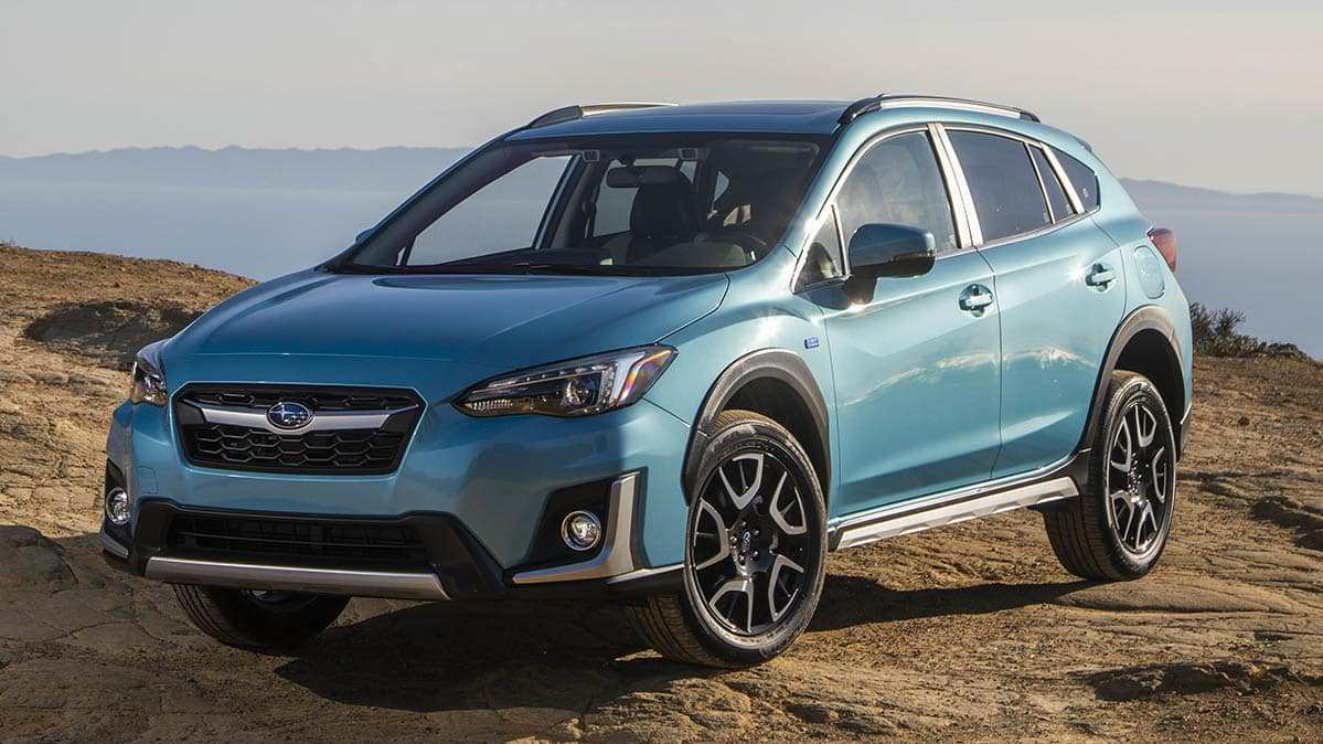 48 The The 2019 Subaru Hybrid Mpg Release Date Exterior for The 2019 Subaru Hybrid Mpg Release Date