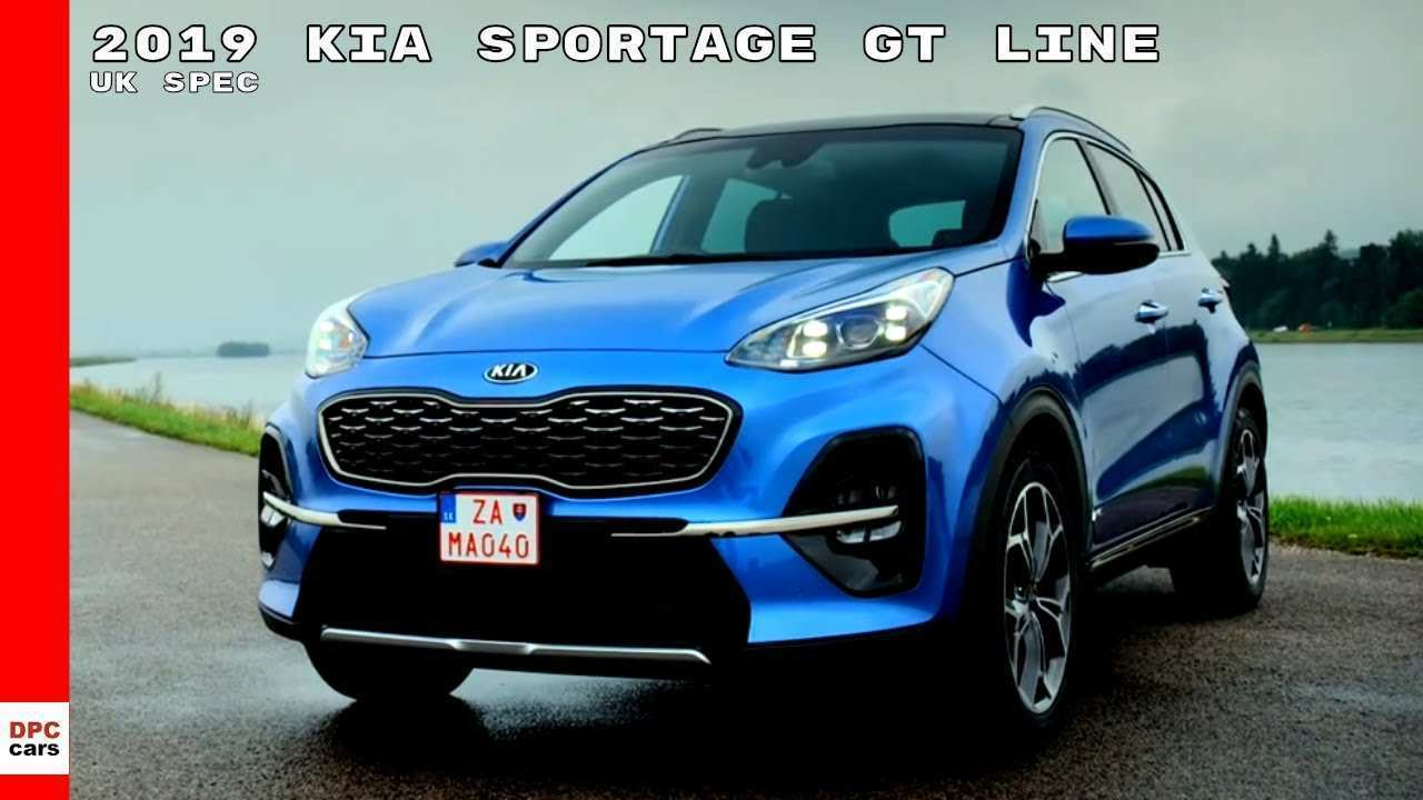 48 The The Kia Sportage Gt Line 2019 Review And Specs Release with The Kia Sportage Gt Line 2019 Review And Specs