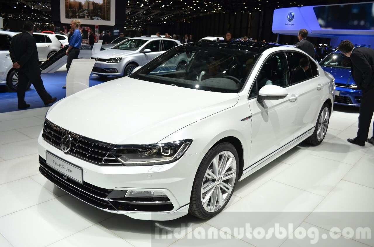 49 All New Best Volkswagen Passat 2019 Release Date Pricing by Best Volkswagen Passat 2019 Release Date