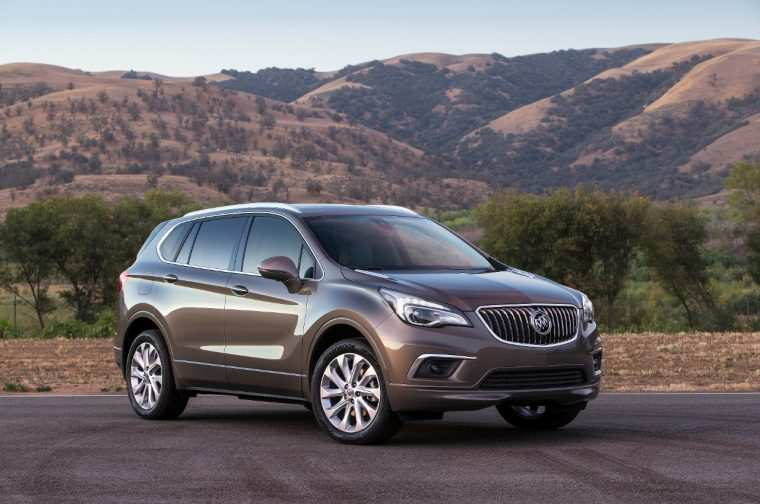 49 All New Buick Envision 2019 Colors Price New Review with Buick Envision 2019 Colors Price