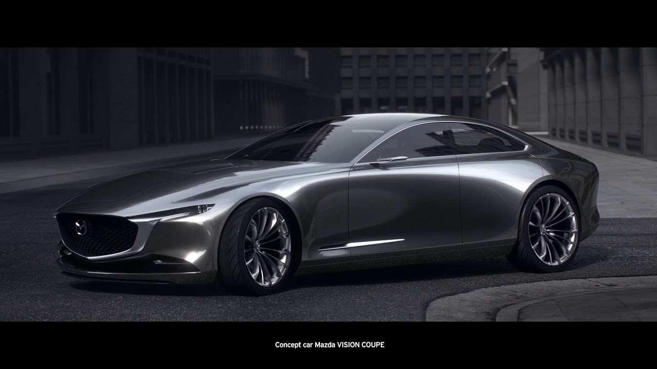 49 All New Mazda 2019 Concept Interior with Mazda 2019 Concept