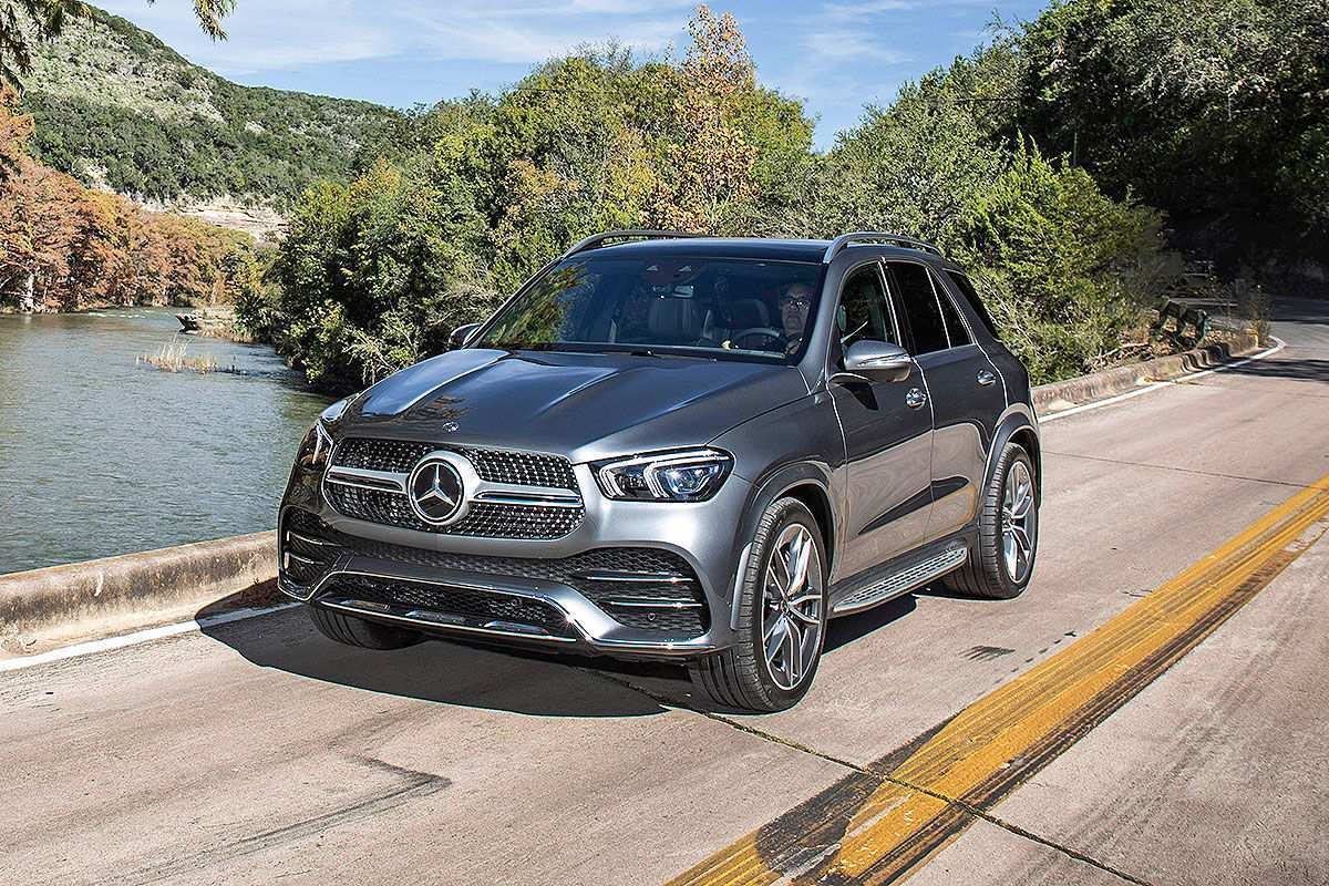 49 All New Mercedes 2019 Gle Engine Picture for Mercedes 2019 Gle Engine