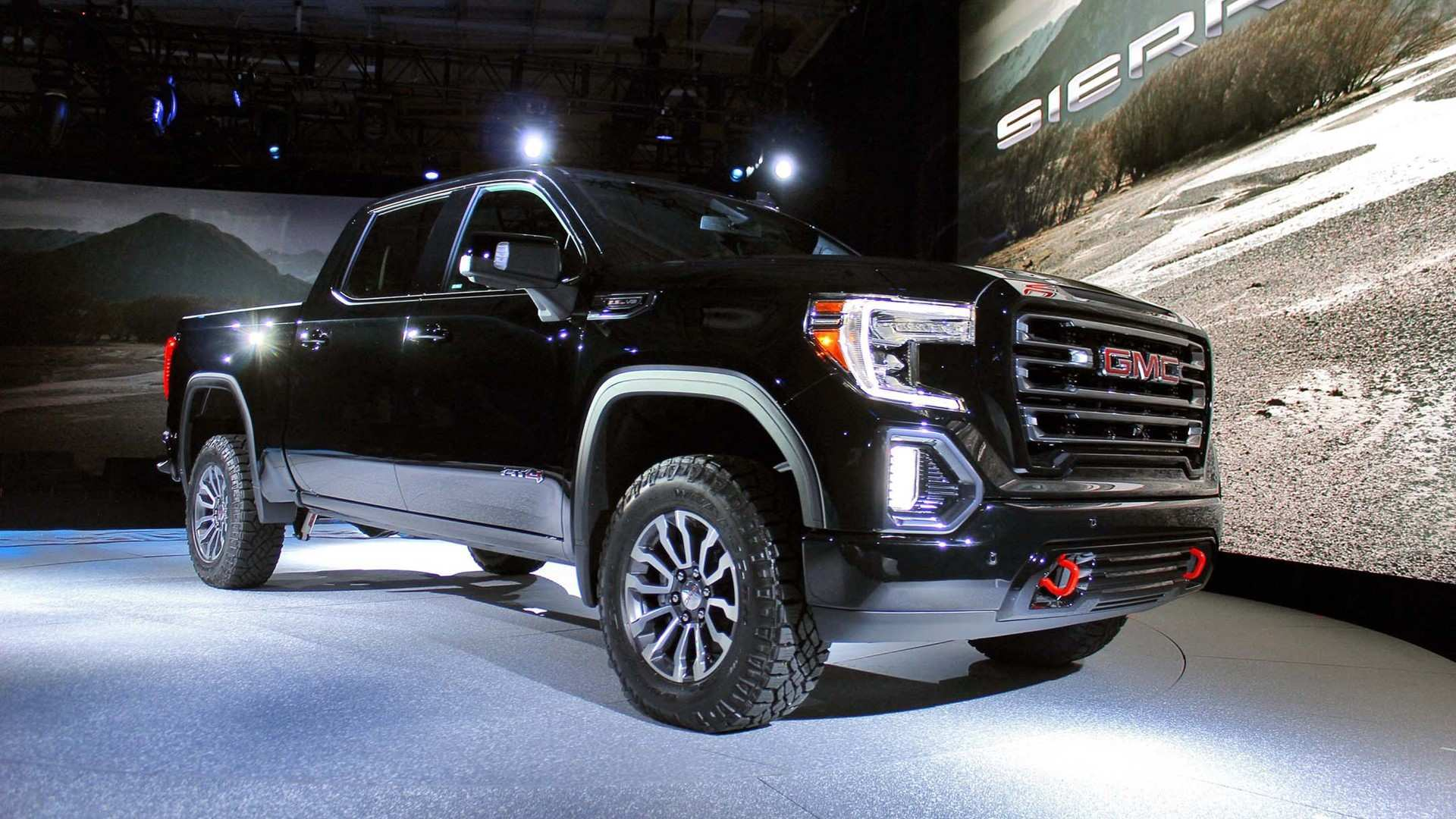 49 All New New 2019 Gmc Sierra At4 Interior Exterior And Review History with New 2019 Gmc Sierra At4 Interior Exterior And Review