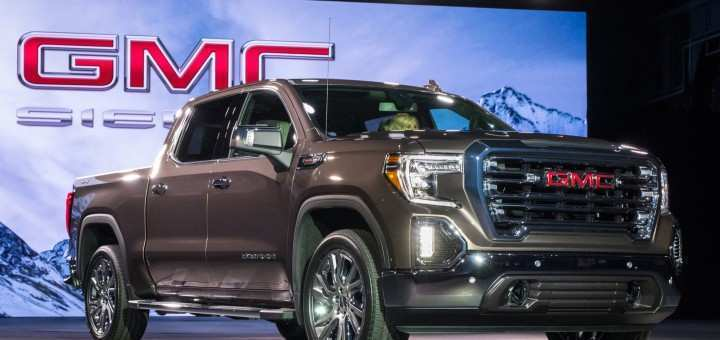 49 All New The 2019 Gmc Sierra Images Performance Model for The 2019 Gmc Sierra Images Performance