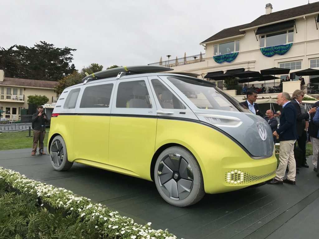 49 All New The Volkswagen Minivan 2019 Release Date Concept for The Volkswagen Minivan 2019 Release Date