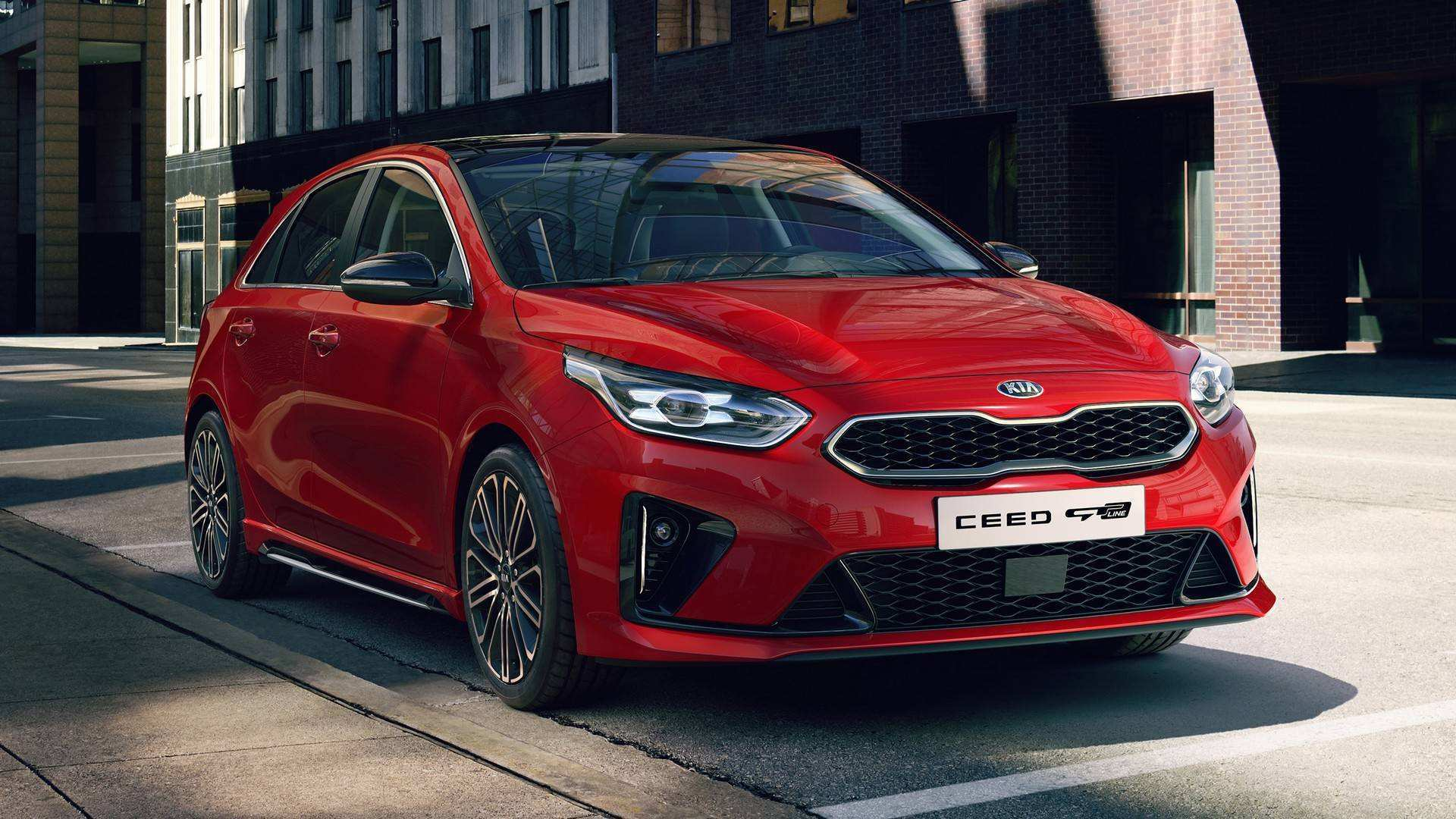 49 Best Review Kia Ceed Gt 2019 Ratings with Kia Ceed Gt 2019