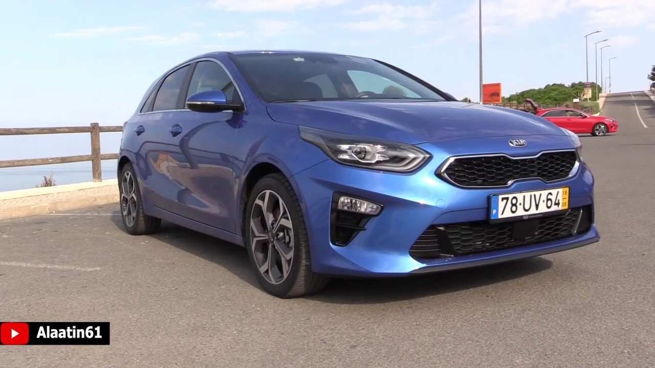49 Best Review The Kia Ceed 2019 Interior Interior Exterior And Review Speed Test with The Kia Ceed 2019 Interior Interior Exterior And Review